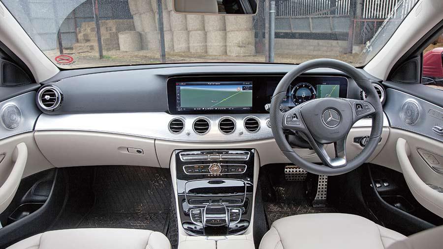Mercedes E350d 4Matic
