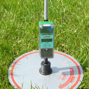 Jenquip EC09 electronic grass measuring tool