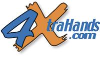 4xtra hands logo