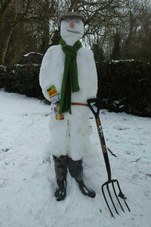 Snow farmer