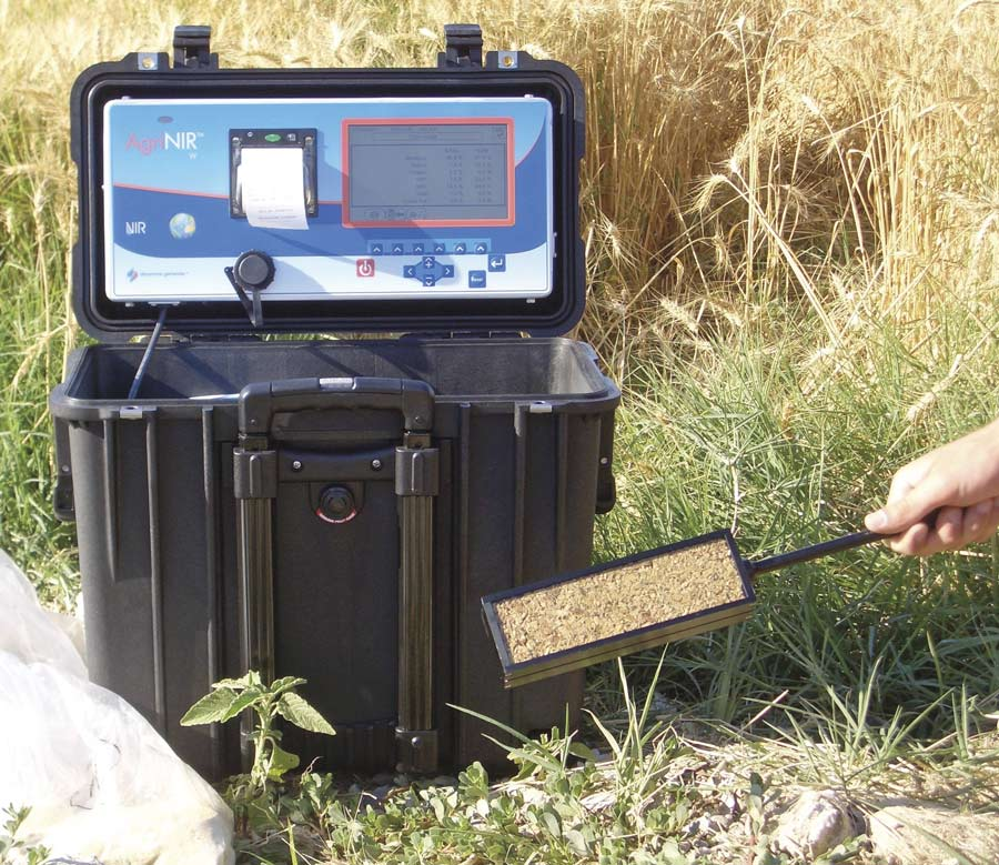 Dinamica Generale AgriNIR portable sensor