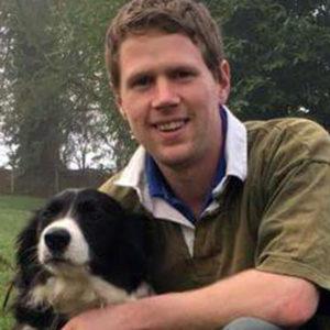 Farmer Steve Hammett