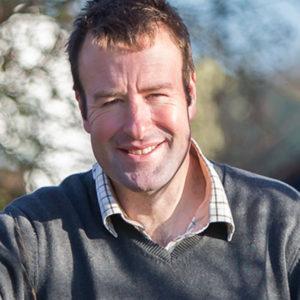 Farmer Stuart Roberts