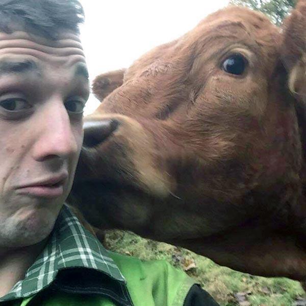 Kraig Kerr selfie
