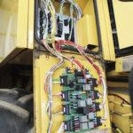 Electronics control box