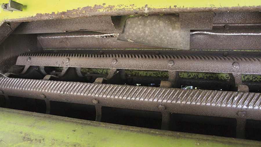 Impeller blades