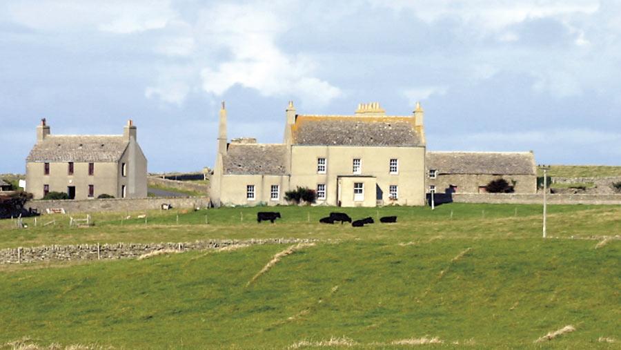 Holland Farm on Papa Westray
