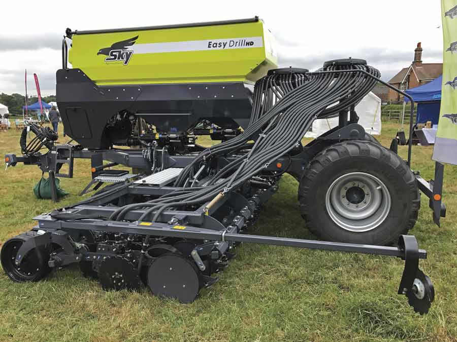 Sky Agriculture Easy drill