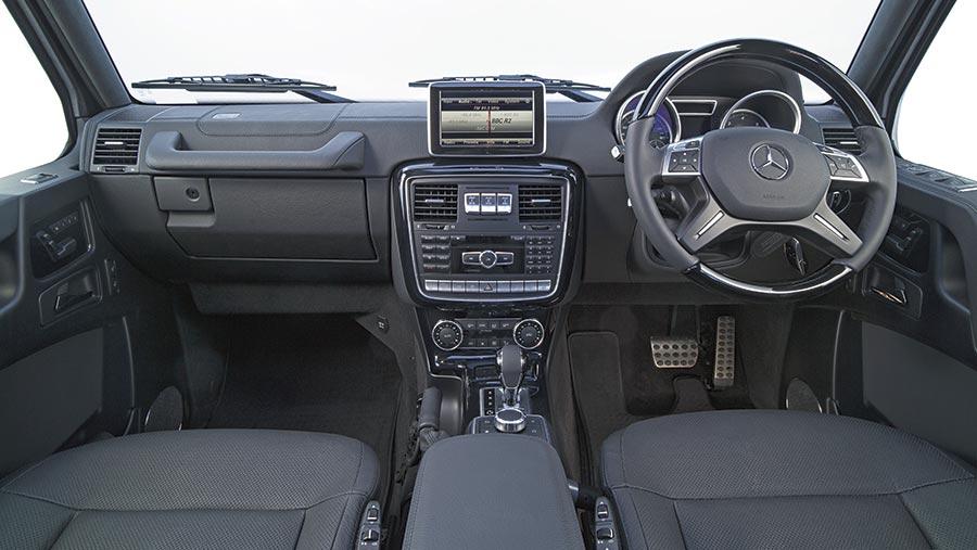 Mercedes G Class