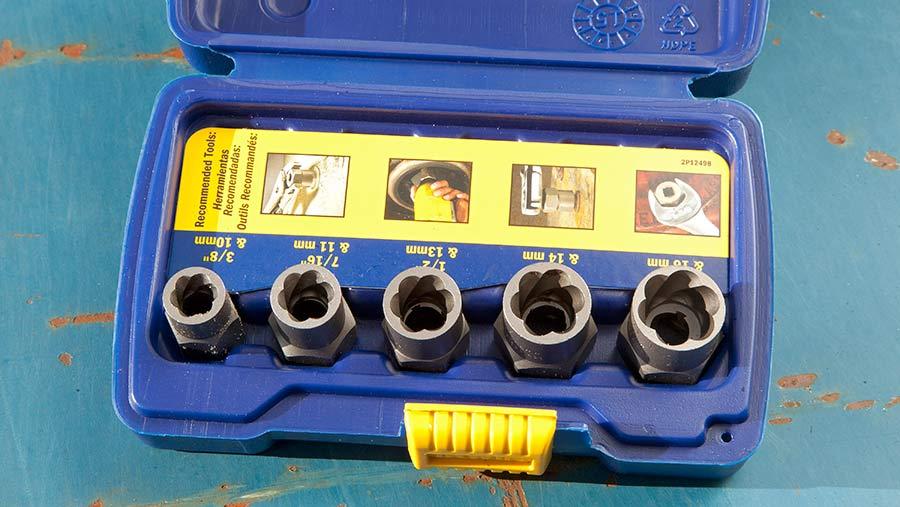 Irwin bolt grip sockets