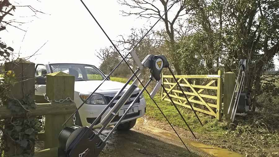 A Dofygate gate