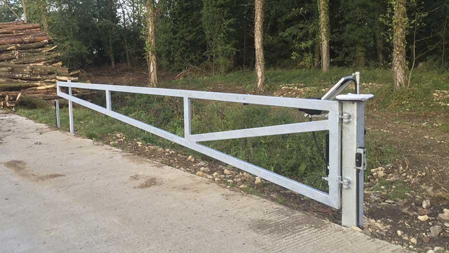 A Gatecare gate