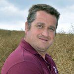 Farm manager Scott Bagwell © David Jones/RBI