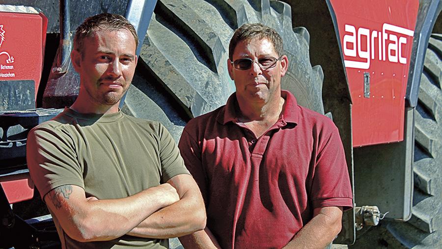 David Mattocks and Robert Todd