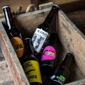 Church Farm beers