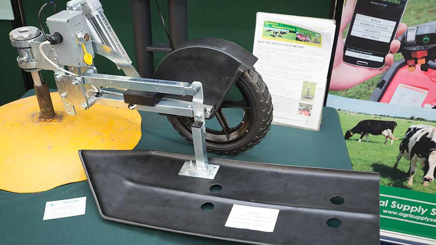 Agricultural Supply Services rapid plate meter