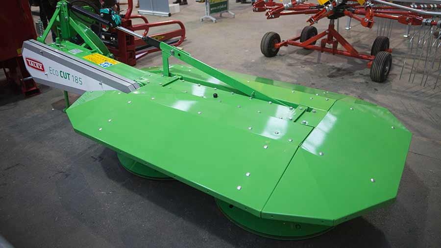 Talex Eco Cut 185 mower