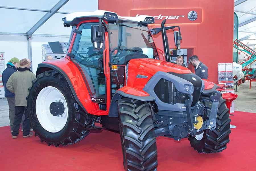 Linder Lintrac tractor