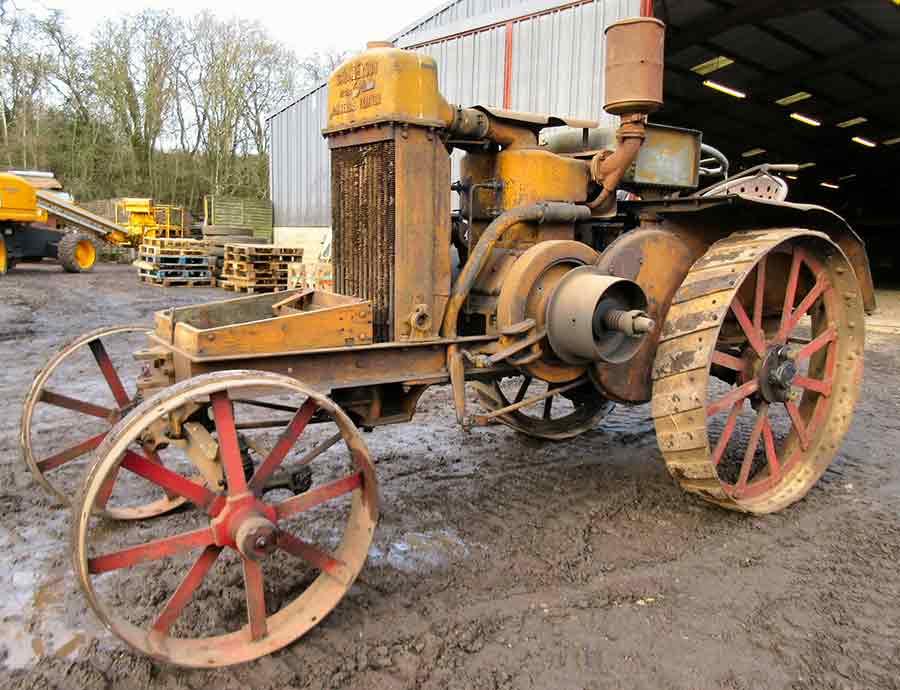 1919 Saunderson Model G