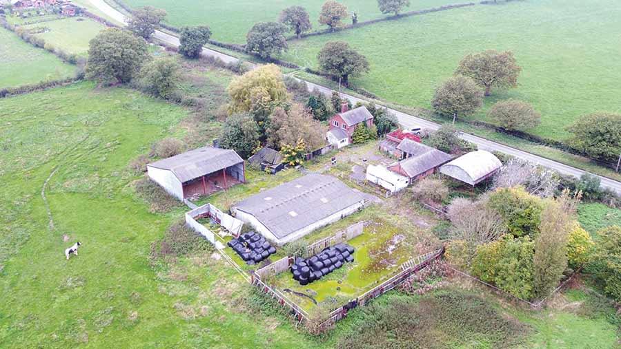 Rosevale, near Whitchurch, Shropshire