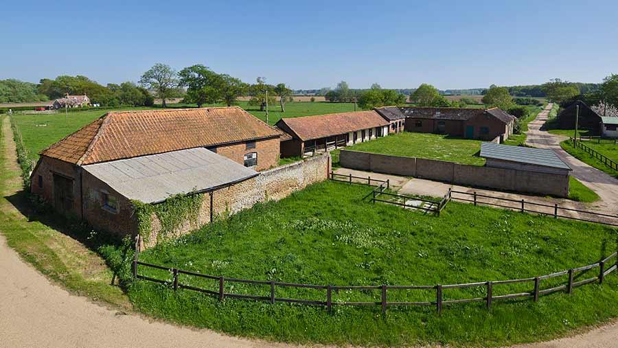 Sutton Hall Estate