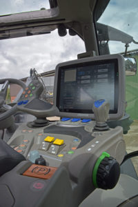 Deutz Fahr controls