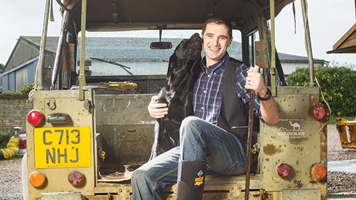 Graeme, 31, lives in Glastonbury, Somerset