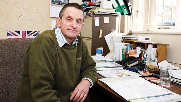 Simon Beddows.