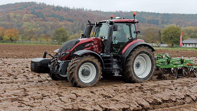 Valtra T-series tractor