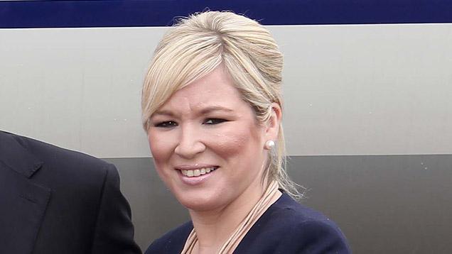 Michelle O'Neill (c) Rex