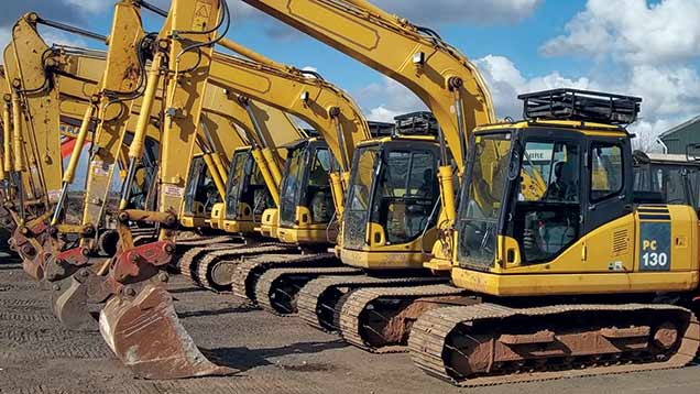 Farm Diggers Tips For Buying A Used 360 Excavator Farmers Weekly