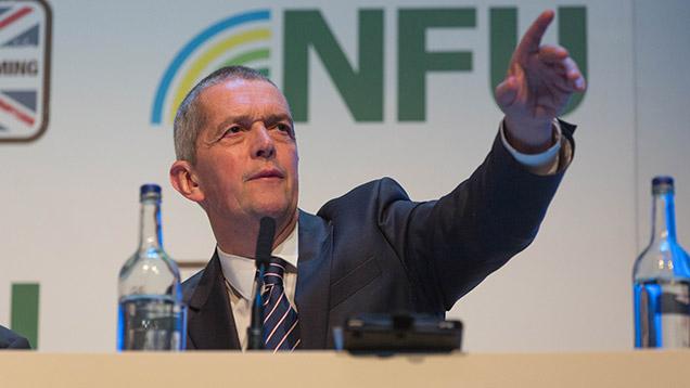NFU vice-president Guy Smith  (c) Tim Scrivener