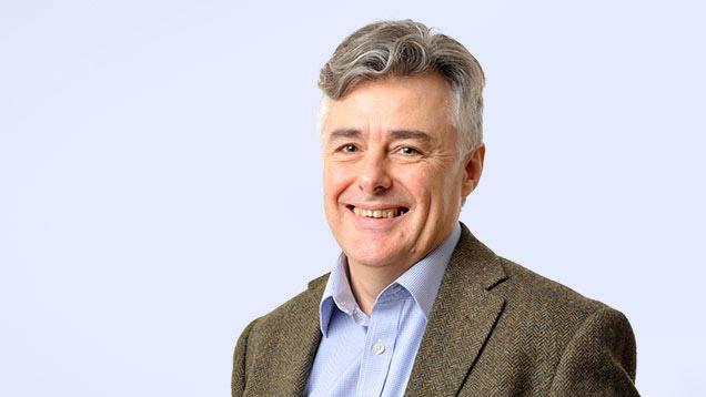 Karl Schneider, Farmers Weekly editor