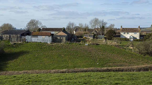 Lower Mount Farm, Dorset