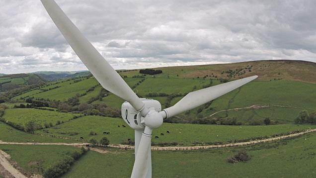 © Endurance Wind Power