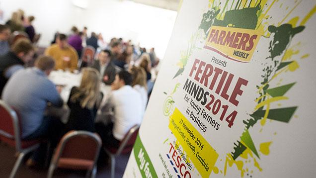 The Fertile Minds event in 2014 © Jim Varney