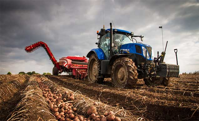 Yale Brewer took this shot to win the 2014 Machinery category.
