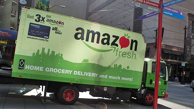 Amazon Fresh has launched in the US. Photo by Visitor7/CC BY-SA 3.0