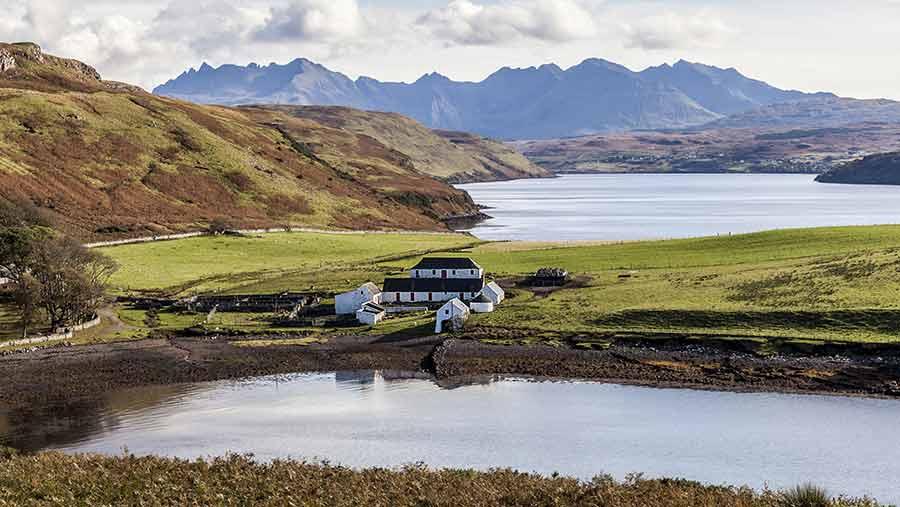© Laurence Leech/ScottishViewpoint/Rex Shutterstock