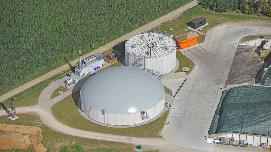UK biogas up 30% in a year, but growth slows - Farmers Weekly