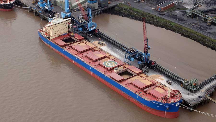MV Trade Prosperity