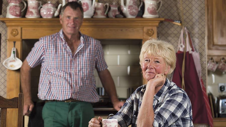 Bobbi and John Mothersdale © Jim Varney