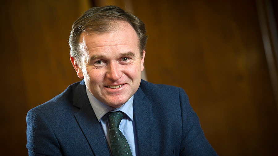 George Eustice MP © BillyPix