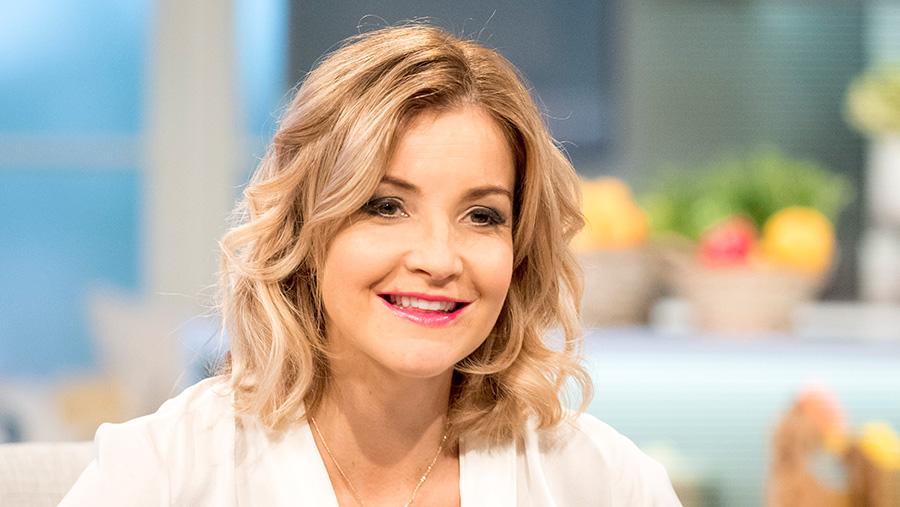 Former Blue Peter presenter Helen Skelton © Ken McKay/ITV/REX/Shutterstock