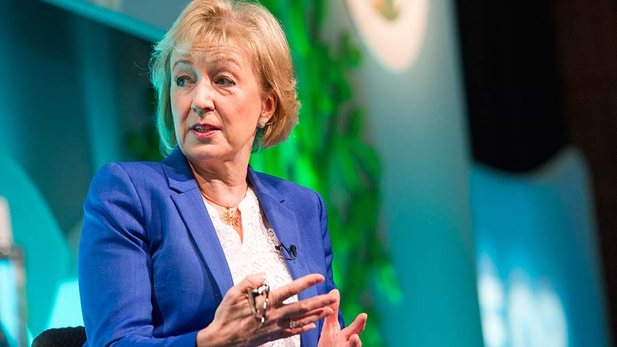 Andrea Leadsom © Billypix