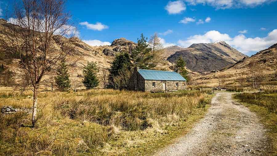 © Alan Gordon / Scottish Viewpoint/Rex/Shutterstock