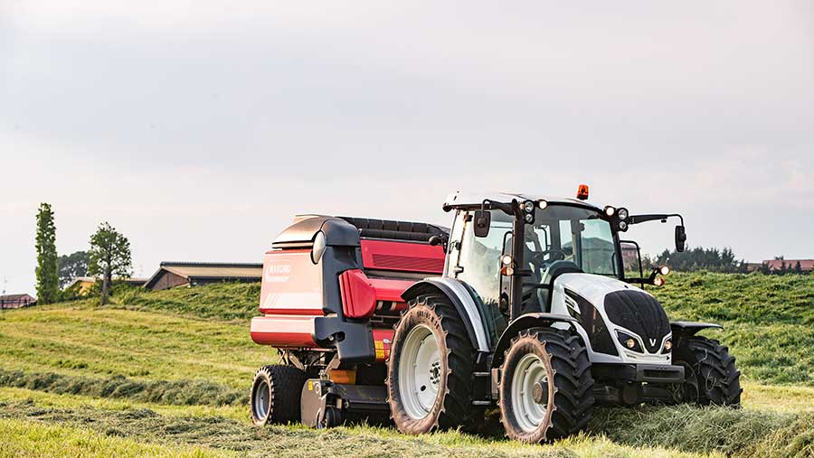 Valtra has launched the fourth generation of its A-series tractor