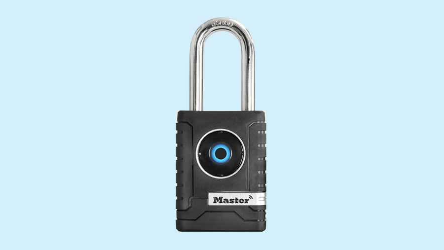 Masterlock bluetooth padlock