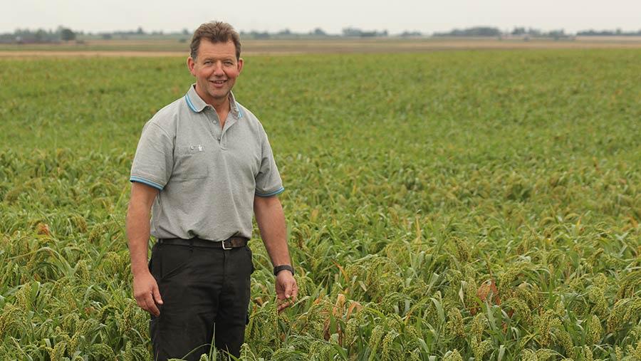 Farmer John Mair