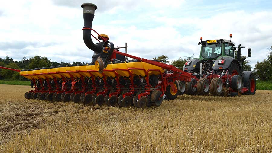 OSR drilling kicked off at South Pickenham Estate